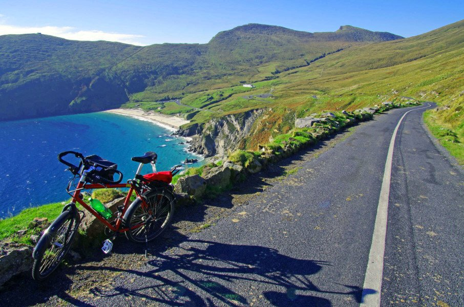 Biking in Achill | Achill Isle House